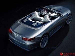 Ô tô - Xe máy - Soi mẫu xe mui trần Mercedes-Benz S-Class mới