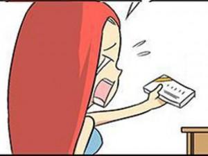Cười 24h - Truyện tranh: Tóc vàng hoe và thuốc tránh thai