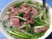 An toàn thực phẩm - Thịt bò tái: Ngon miệng nhưng hại thân