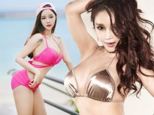 """Bạn trẻ - Cuộc sống - """"Hot girl đẹp nhất xứ Hàn"""" đã có đối thủ"""