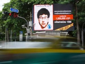Xuất hiện manh mối mới vụ đánh bom Bangkok