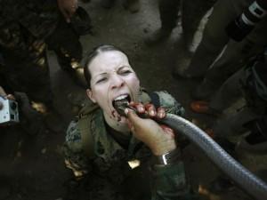 """Thế giới - Những """"bóng hồng"""" trong quân đội Mỹ"""