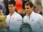 Tennis - Chung kết Cincinnati: Đỉnh cao Djokovic - Federer