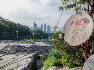 Tin tức trong ngày - Bên trong khu ổ chuột giữa thủ đô tráng lệ của Hàn Quốc