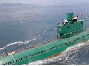 Thế giới - Hàn Quốc: Hơn 50 tàu ngầm Triều Tiên lũ lượt rời căn cứ
