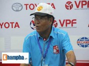"""Bóng đá - HLV Đồng Nai """"tố"""" trận HAGL-SLNA chỉ đá thật hiệp 1"""