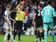Bóng đá - Nhận thẻ đỏ, Terry khiến Chelsea khốn khổ