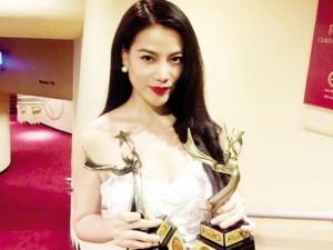 Trần Bảo Sơn nói về giải thưởng lùm xùm của vợ cũ