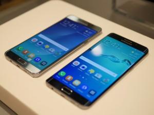 Điện thoại - Galaxy Note 5 đọ dáng Galaxy S6 Edge Plus