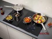 Chọn bếp từ vùng nấu cố định hay linh hoạt?