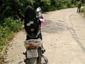 Tin tức Việt Nam - Chủ đăng ký xe máy chứa 1,6 tỷ không rõ nguồn gốc số tiền