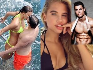 Người mẫu - Hoa hậu - Irina Shayk say tình mới, C.Ronaldo ve vãn mẫu 16 tuổi