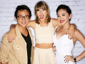 Ca nhạc - MTV - Tóc Tiên được Taylor Swift khen đẹp mê hồn