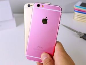 Dế sắp ra lò - Nhận đặt hàng iPhone 6s từ ngày 11/9