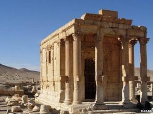 Tin tức trong ngày - Phiến quân IS cho nổ tung đền cổ ở Syria