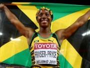 """Thể thao - """"Usain Bolt nữ"""": Sau doping là HCV thế giới"""