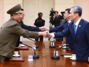 Hai miền Triều Tiên đạt thoả thuận tháo ngòi căng thẳng