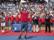 Tennis - Federer và sự kỳ diệu bất tận