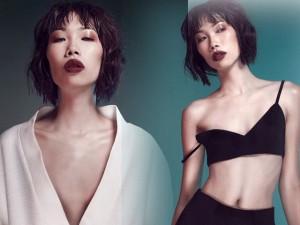 Thời trang - Vừa bị loại, thí sinh VNTM tự tin khoe ngực phẳng