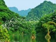 Du lịch - Khám phá thiên đường du lịch Thung Nham