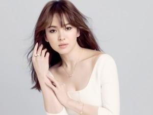 Bí quyết gương mặt đẹp như nữ thần của Song Hye-Kyo
