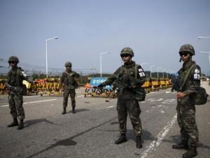 Tin tức trong ngày - Hàn Quốc sẵn sàng đàm phán bỏ cấm vận Triều Tiên