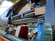 Video An ninh - Xe khách bị ném đá: Chính quyền có thờ ơ?