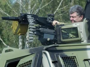 500 xe tăng Nga đổ bộ miền Đông Ukraine?
