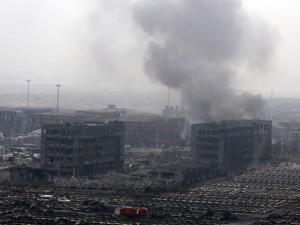 Thế giới - TQ bắt một loạt quan chức cấp cao liên quan vụ nổ Thiên Tân