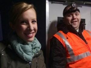 Tin tức trong ngày - Chân dung 2 phóng viên Mỹ bị bắn chết trên sóng trực tiếp
