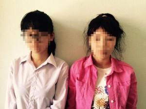 Giáo dục - du học - Mâu thuẫn trên Facebook, nữ sinh bị đánh hội đồng trong công viên