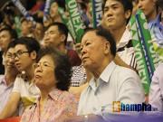 Thể thao - Tiến Minh bị loại, người thân, khán giả buồn rười rượi