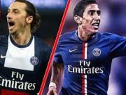 """Bóng đá - Champions League: """"Ngày về"""" của Ibra, Di Maria, Depay"""