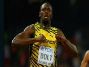 """Thể thao - Usain Bolt gặt 2 Vàng: """"Tia chớp"""" vĩnh cửu"""