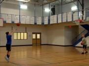 Clip Đặc Sắc - Cao thủ bóng rổ: 5 phút ghi tới 360 điểm