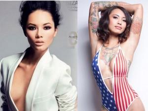 Người mẫu - Hoa hậu - Bốc lửa và cuốn hút như 5 mỹ nhân gốc Việt