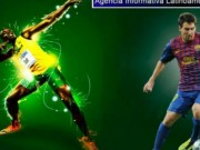 Bóng đá - Usain Bolt vĩ đại nhất lịch sử, giống Lionel Messi