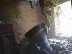 Tin tức trong ngày - Trung Quốc: Mảnh vỡ tên lửa rơi xuyên nhà dân