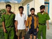 An ninh Xã hội - Bắt 2 nghi can giết người vứt xác xuống sông