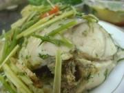 Ẩm thực - Cá hấp bia lạ miệng cho bữa cơm tối