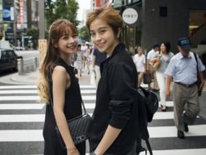 Ca nhạc - MTV - Chi Pu - Gil Lê tình tứ trên đất Nhật