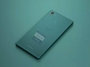 Sony Xperia Z5 dùng camera 23MP lộ diện