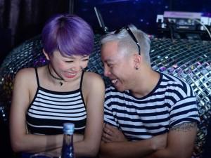 Bật mí về  người yêu tin đồn  ôm, hôn Tóc Tiên