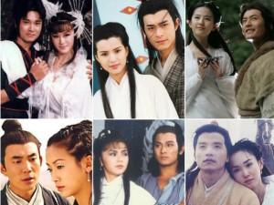 """Ngôi sao điện ảnh - Phim giả tình thật của các cặp """"Dương Quá - Tiểu Long Nữ"""""""