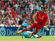 Bóng đá - Liverpool - West Ham: Cơn địa chấn