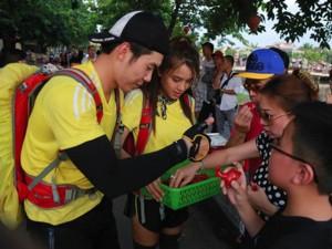 Hải Băng –Trương Nam Thành lại nhất Cuộc đua kỳ thú