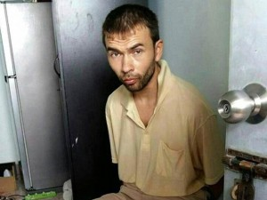 Hiện trường bắt giữ nghi phạm vụ đánh bom ở Bangkok