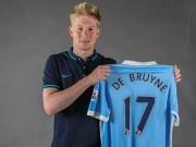 """Chi  """" tiền tấn """" , Man City CHÍNH THỨC sở hữu De Bruyne"""