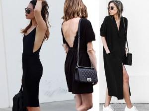 Thời trang - Ngại gì mà không mặc váy đen!