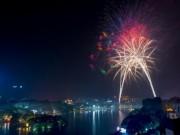 Du lịch Việt Nam - Địa điểm đẹp xem pháo hoa dịp 2/9 ở Hà Nội, TP.HCM